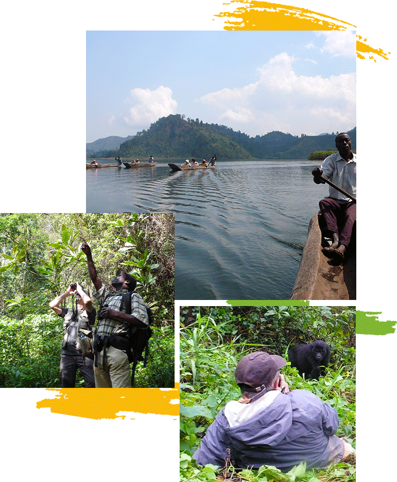 Activities Around Nkuringo Bwindi Southern Sector