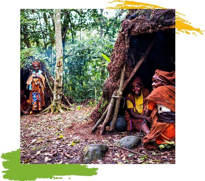 Bwindi Batwa Buniga Forest Trail
