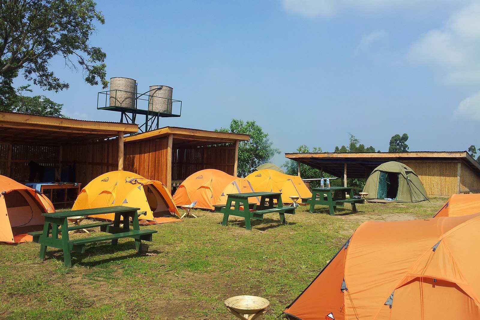 Nkuringo Campsite
