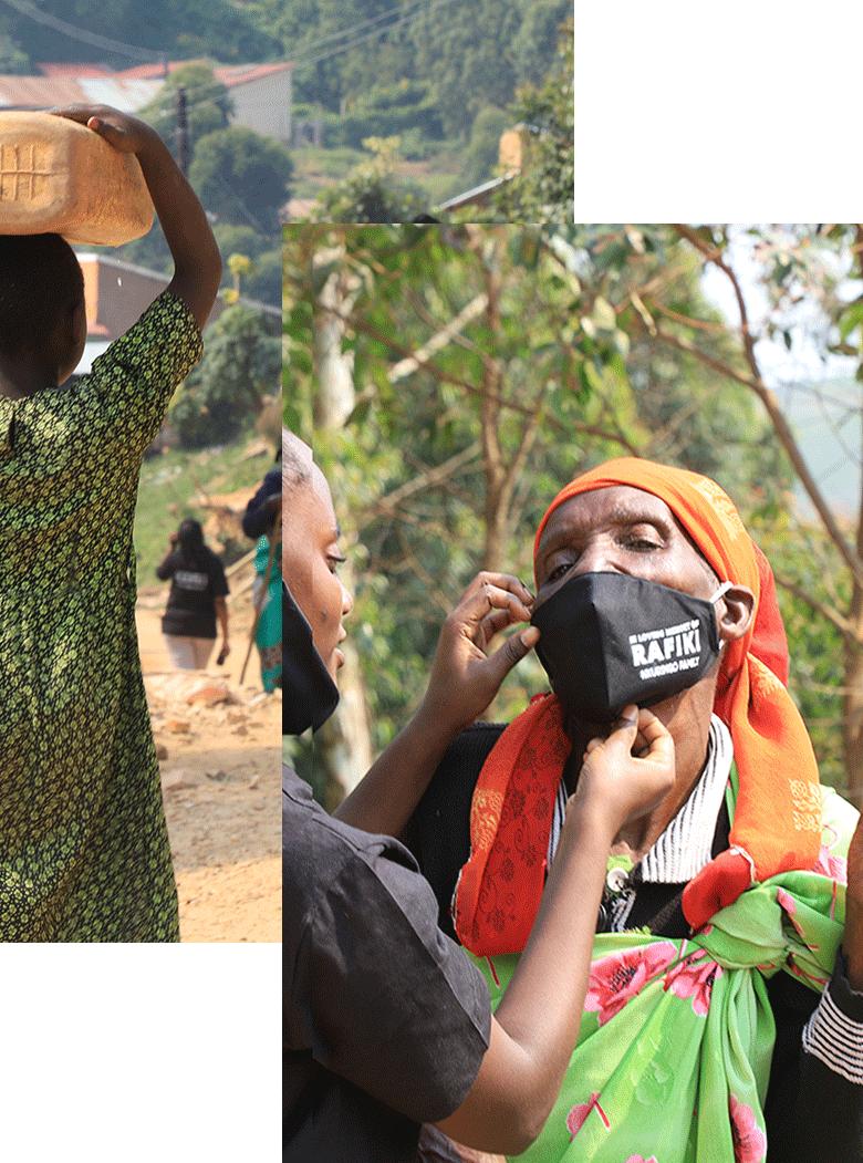 Nkuringo Batwa Community