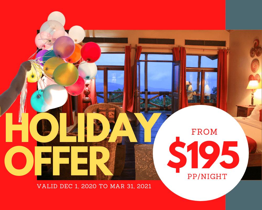 holiday offers uganda bwindi