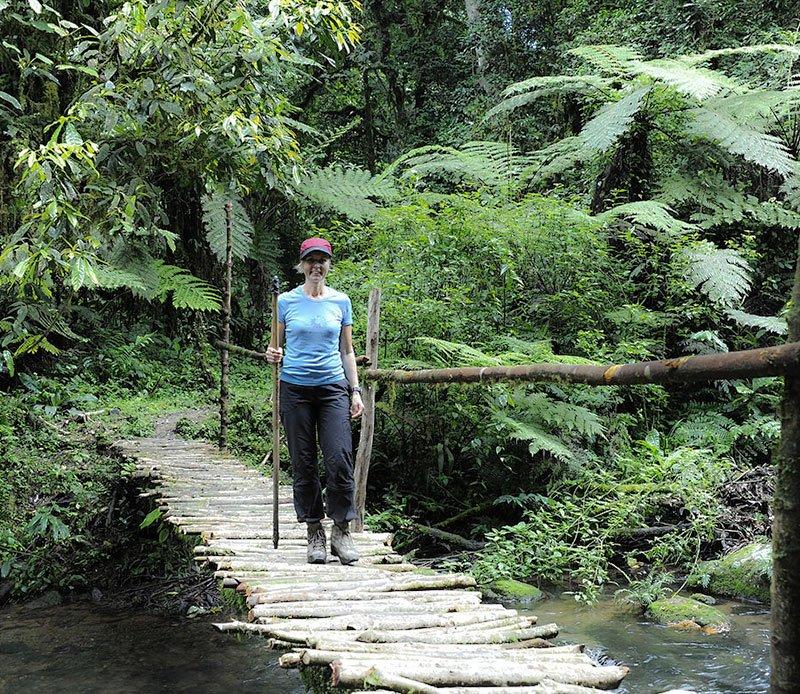 Nkuringo Walking Safari