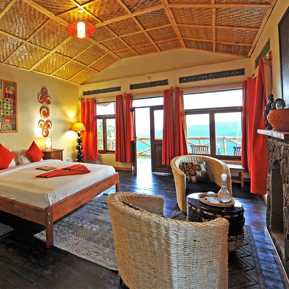 single Bedroom Villas