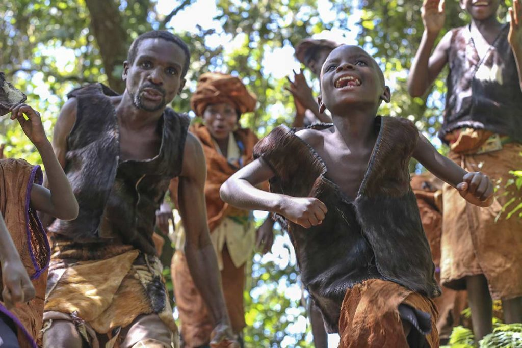 Nkuringo Batwa Culture Experience