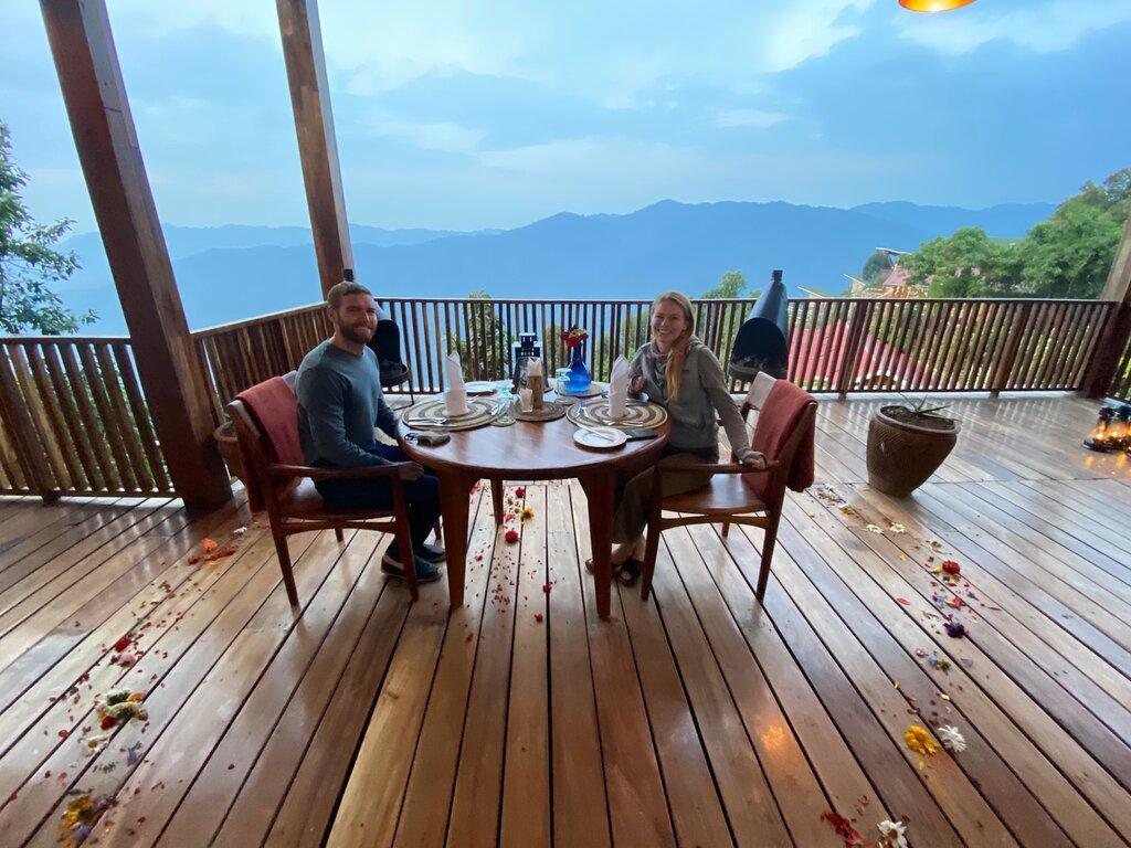 honeymoon in Bwindi