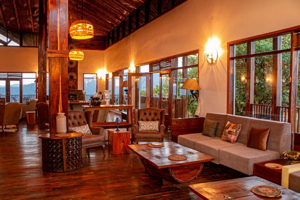 Nkuringo Bwindi Gorilla Lounge